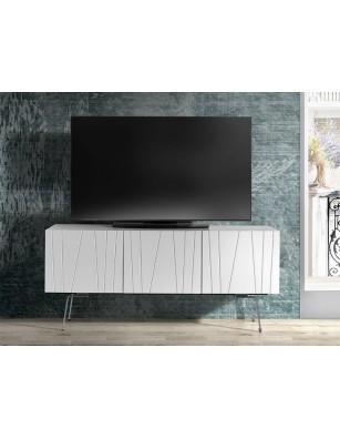 Mueble de televisión tres...