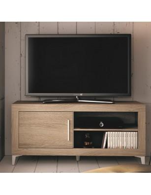 Mueble TV una puerta y dos...