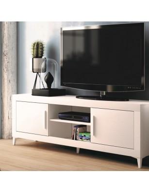 Mueble TV dos puertas y dos...