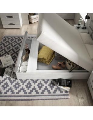 Canapé 190x150 abatible COSMOS