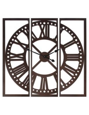 Reloj de pared tríptico...